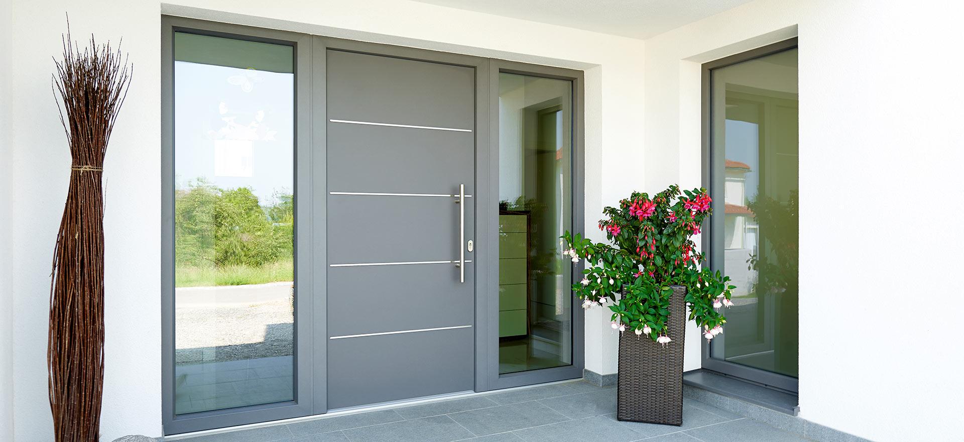 100 french front door exterior glass doors fiberglass for Exterior glass door designs for home