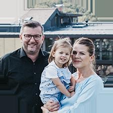 Christian und Stefanie Kowald, Geschäftsführung Kowald Hotel (Loipersdorf)