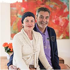 Helga Stähli und Eric Honegger