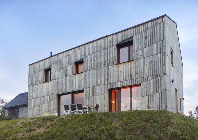 """""""Holzschnitt"""" residential home"""