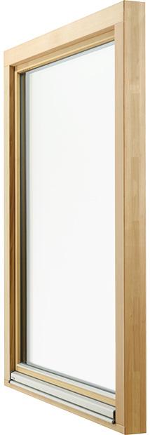 MASSIVApassiv Holz Fenster