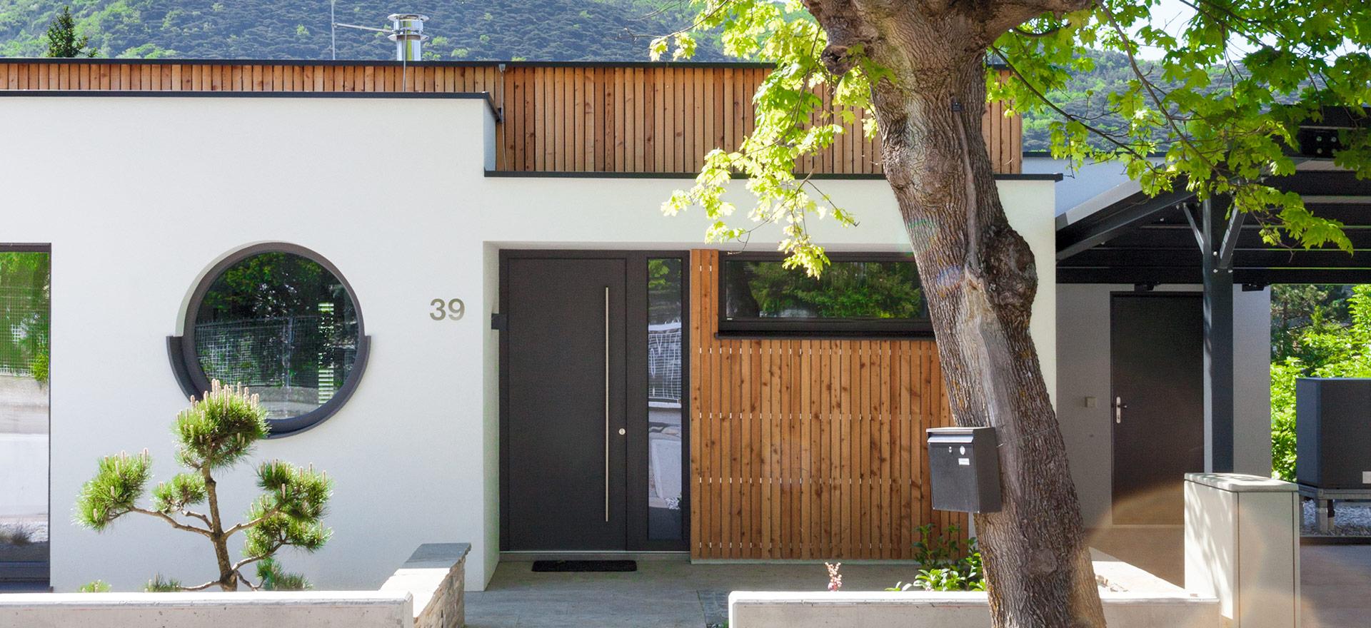 Haustüren. Holztüren. Holzhaustüren. Türen. | KATZBECK