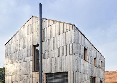 """Wohnhaus """"Holzschnitt"""" - Bild 07"""