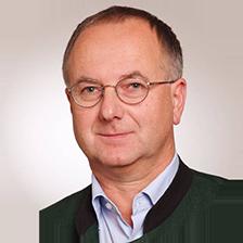 "Ing. Dipl.-Päd. Gerhard Müllner , Direktor der LFS Güssing, Gewinner des ""Holzbaupreises Burgenland"""