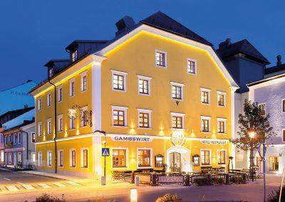 Gambswirt – Hotel-Restaurant – Tamsweg