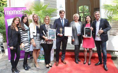moments-Award 2017 – Platz 3 für KATZBECK
