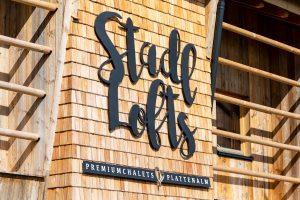 Stadl Lofts - Premiumchalets Plattenalm