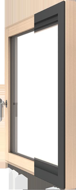 DESIGN – HolzAlu Fenster