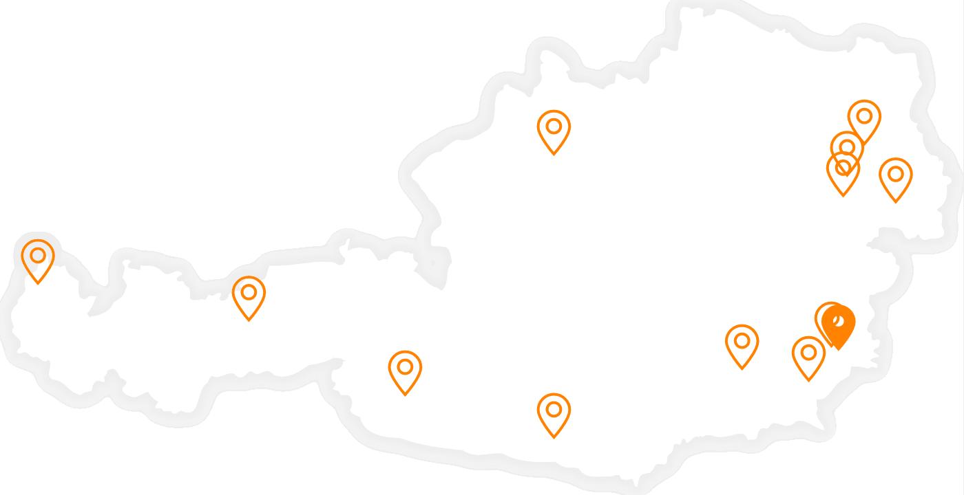 Standorte von Katzbeck Fenster & Türen