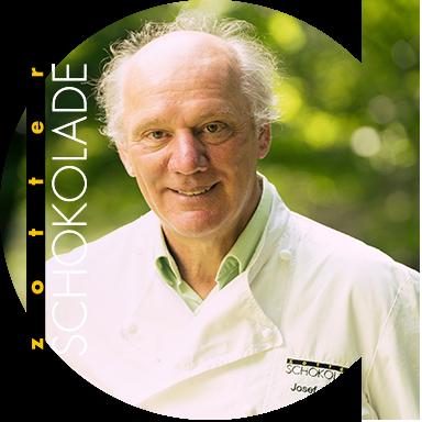 Josef Zotter, Chocolatier, Bauernhofromantiker und Andersmacher
