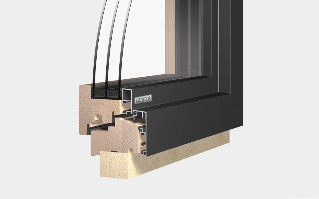 DESIGN – Holz-Alu-Fenster aus Österreich