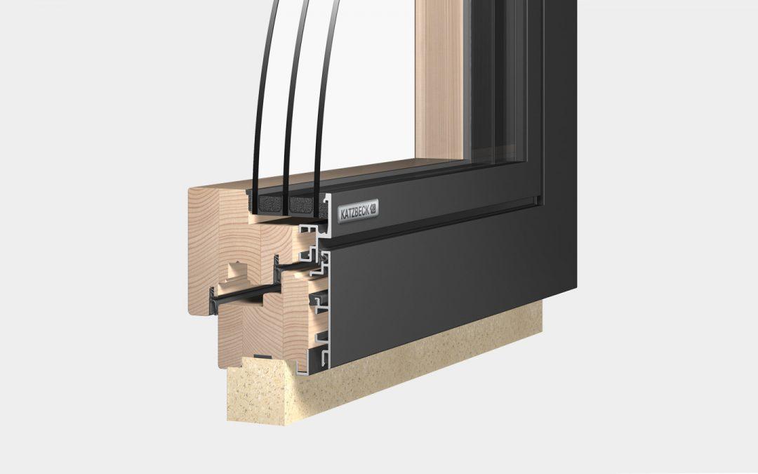 LINEA – Holz-Alu-Fenster aus Österreich