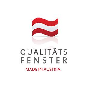Qualitätsfenster - Made in Austria